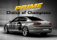 Prime Car Rent - Choice of Champions
