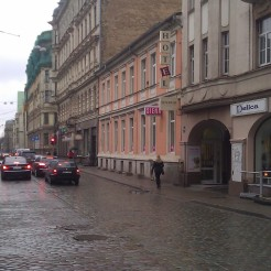 Car rent in Riga Downtown