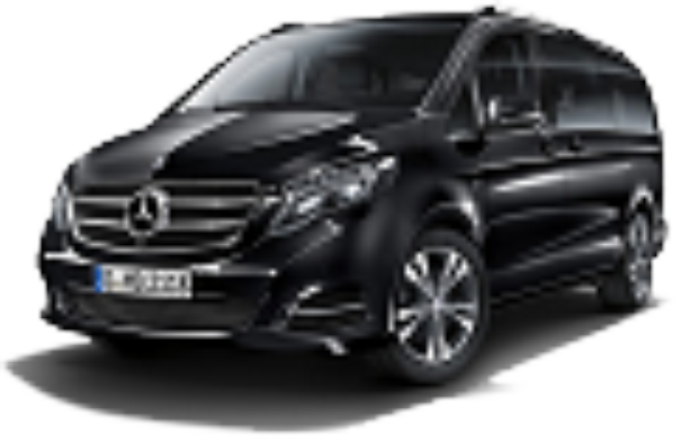 Transfer in Riga with Mercedes-Benz V-Class