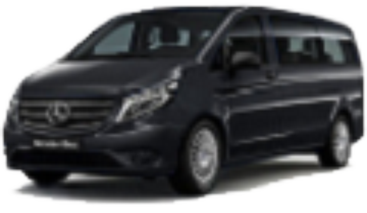 Transfer in Riga with Mercedes-Benz Vito