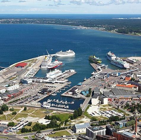 Car Rental Tallinn Port
