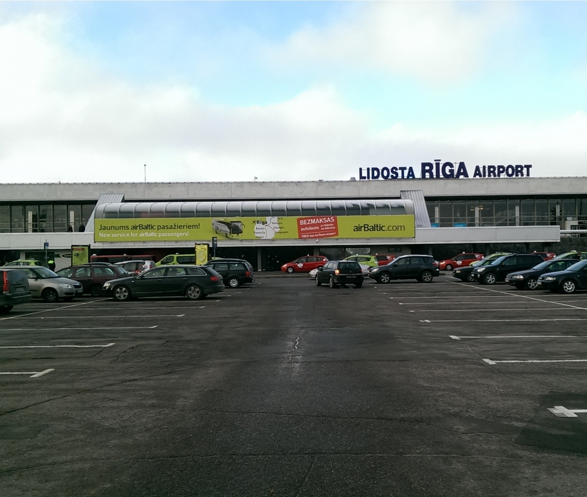 Car rent in Riga Airport